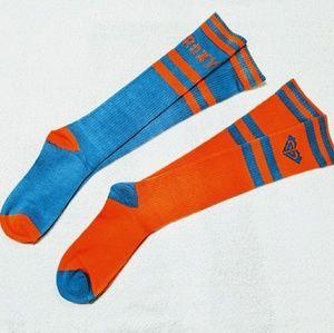 Brand New 2 Pair Pack of Roxy Knee Socks